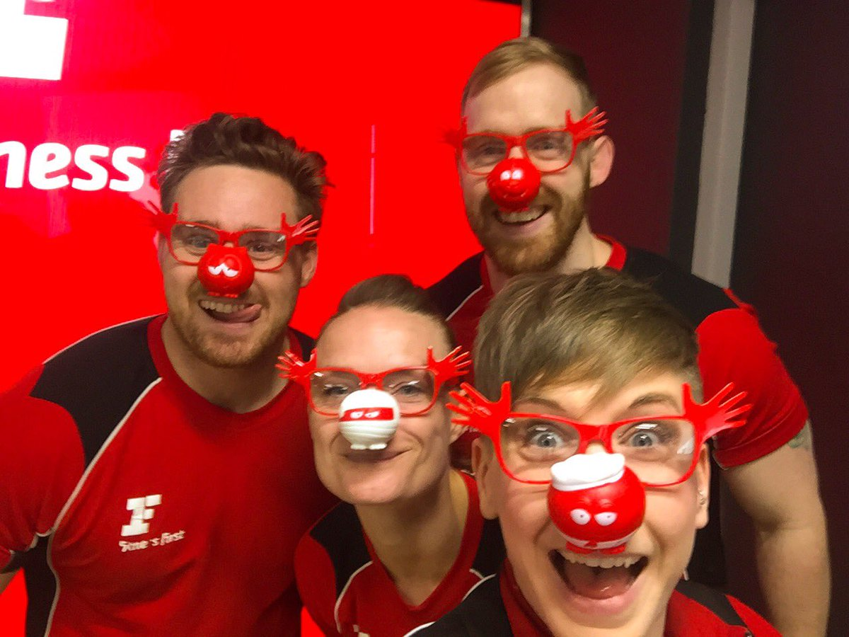 We&#39;re ready for #RedNoseDay  are you? Train for FREE tomorrow &amp; help us on our #UltraMarathon SkiErg challenge to raise cash for @comicrelief<br>http://pic.twitter.com/ORjUs9HqQj
