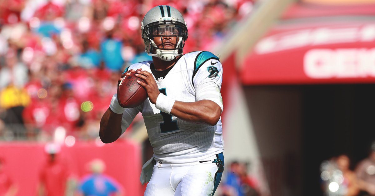 How concerned should the Panthers be about Newton's health?   MORE: ht...