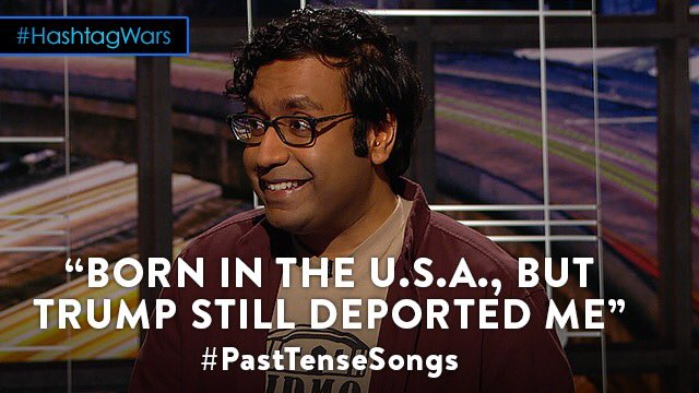 Enjoy this clip of #PastTenseSongs before it gets profiled: https://t....