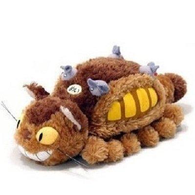 Ghibli Mon voisin Totoro - Chat Bus small peluche 20cm (Sun Arrow)  http://www. drakonya.com/produit.aspx?i d=17442 &nbsp; …  #peluche du célèbre manga #Ghibli #totoro 24,90 € <br>http://pic.twitter.com/bQxkIeB2I0