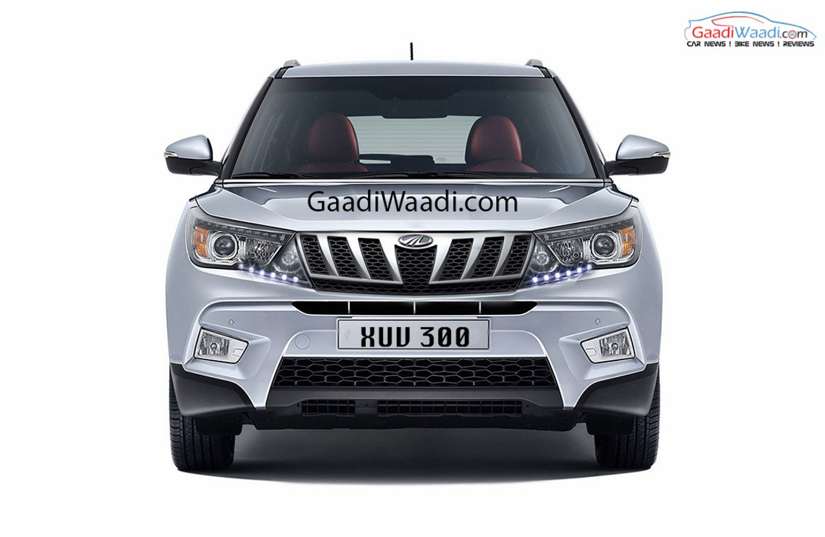 "gaadiwaadi™ on twitter: ""mahindra #xuv300 compact suv rendered"