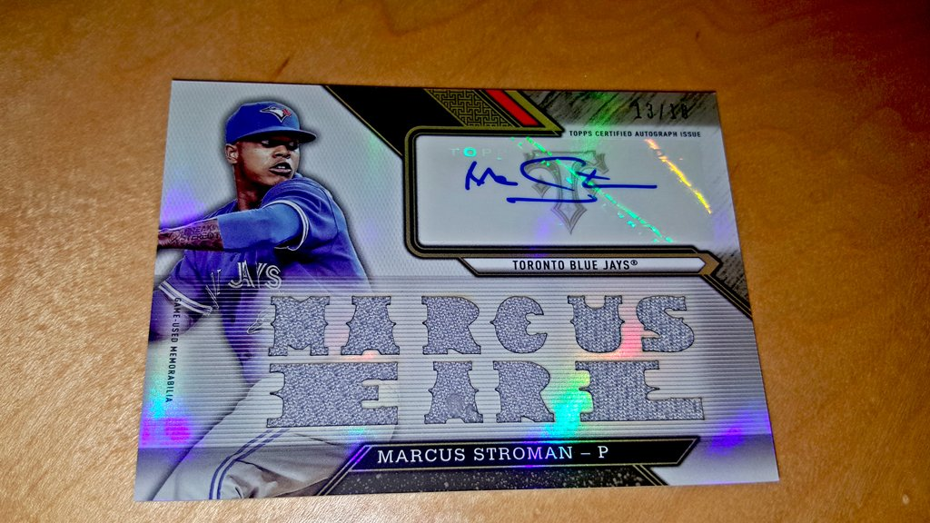 RT for a chance to win this @topps relic autographed by the #WBC2017 M...