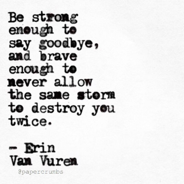 Erin Van Vuren On Twitter This Goes For All Toxic Relationships