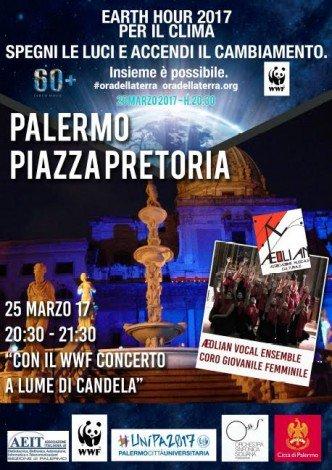 Luci spente contro il cambiamento climatico, si celebra l'Earth Hour anche a Palermo - https://t.co/9YnDhQXPgH #blogsicilianotizie