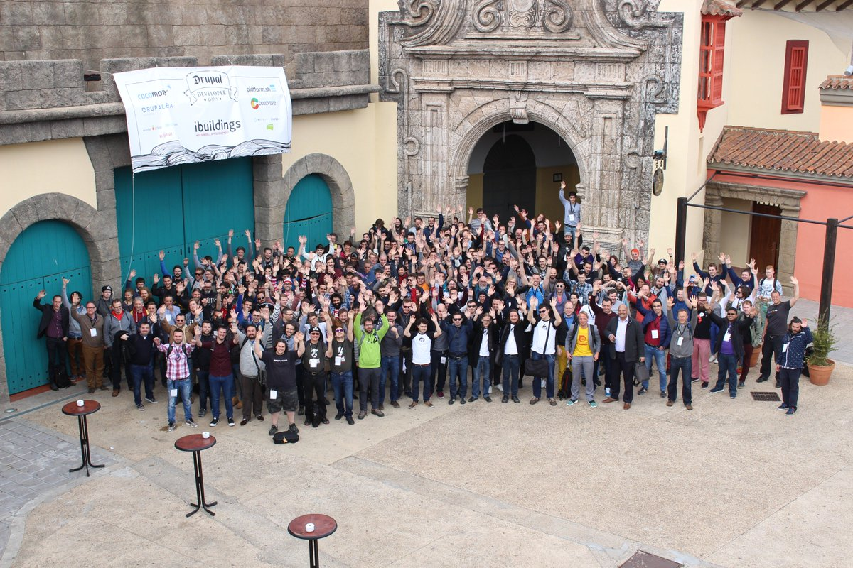 Drupal Developer Days 2017