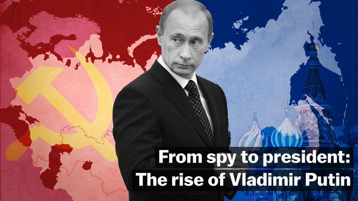 How Vladimir Putin masterminded his rise...