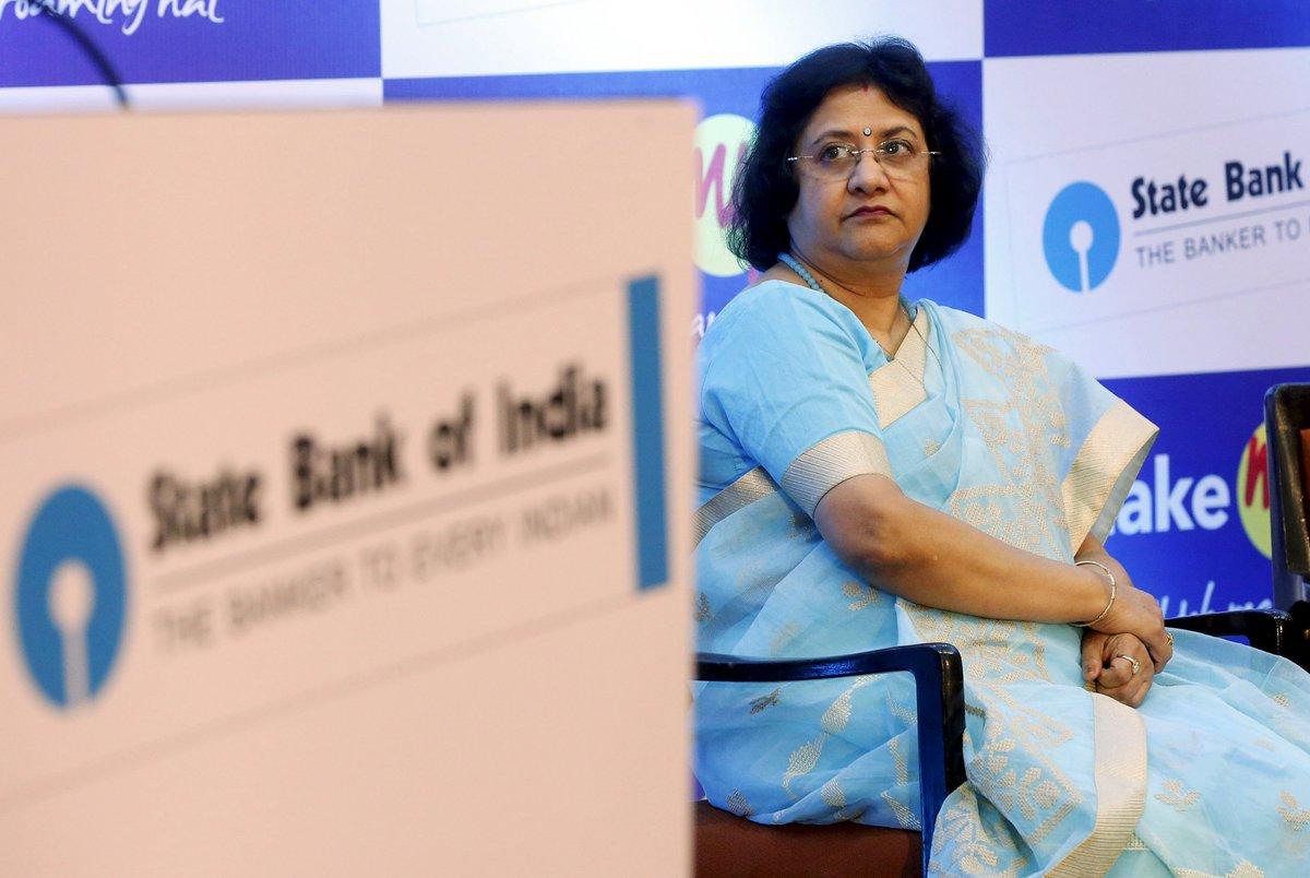 SBI's #ArundhatiBhattacharya among Fortune's 50 greatest world leaders...