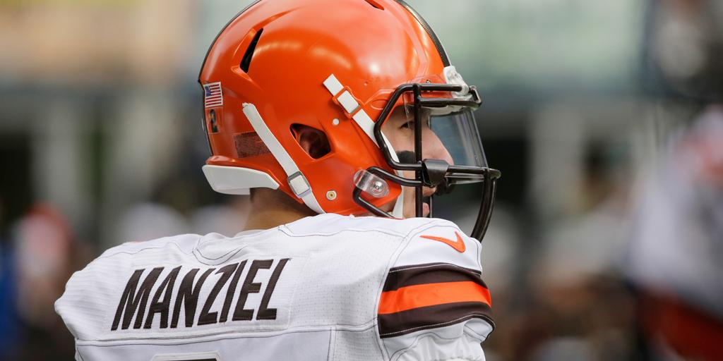 Sean Payton, Saints have interest in Johnny Manziel: https://t.co/wkwO...