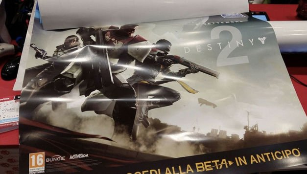 Destiny 2 release date might've just been leaked in a promotional post...
