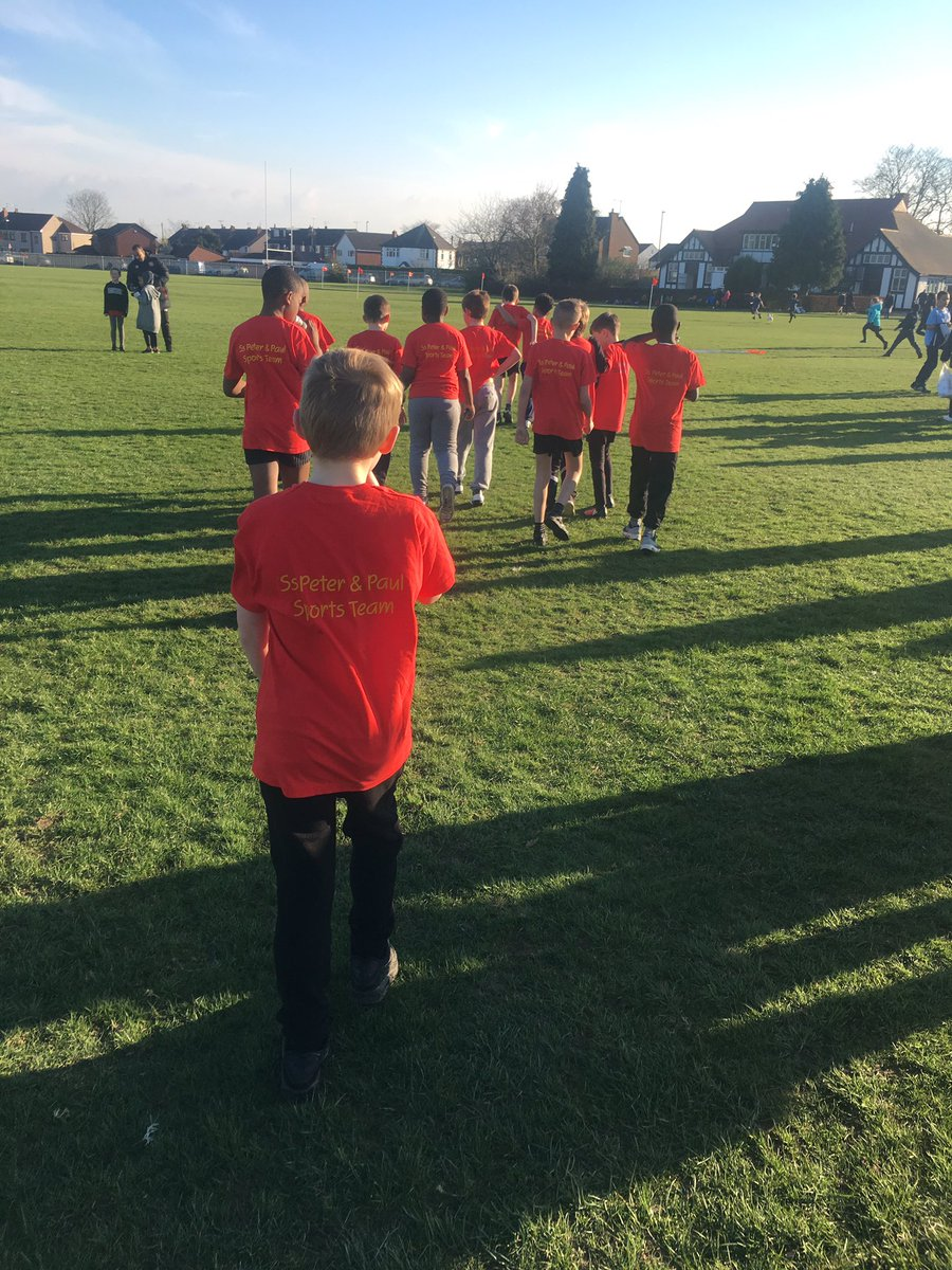 A massive well done to all of our cross country runners!