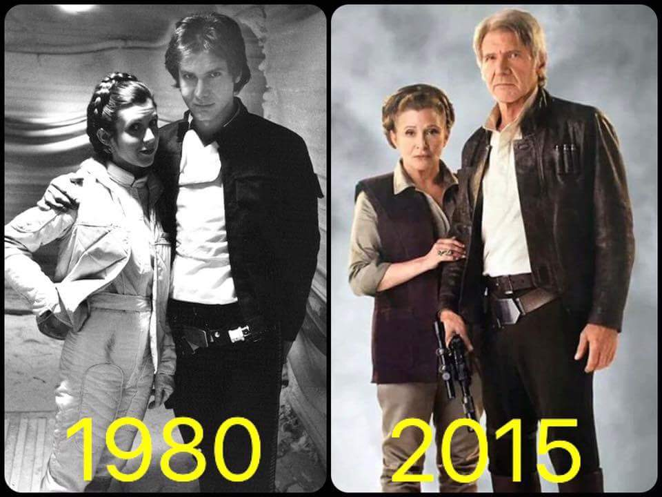 Here&#39;s  my #TBT  #throwbackthursday #StarWars #PrincessLeia #HanSolo<br>http://pic.twitter.com/LJP8ByCVQn