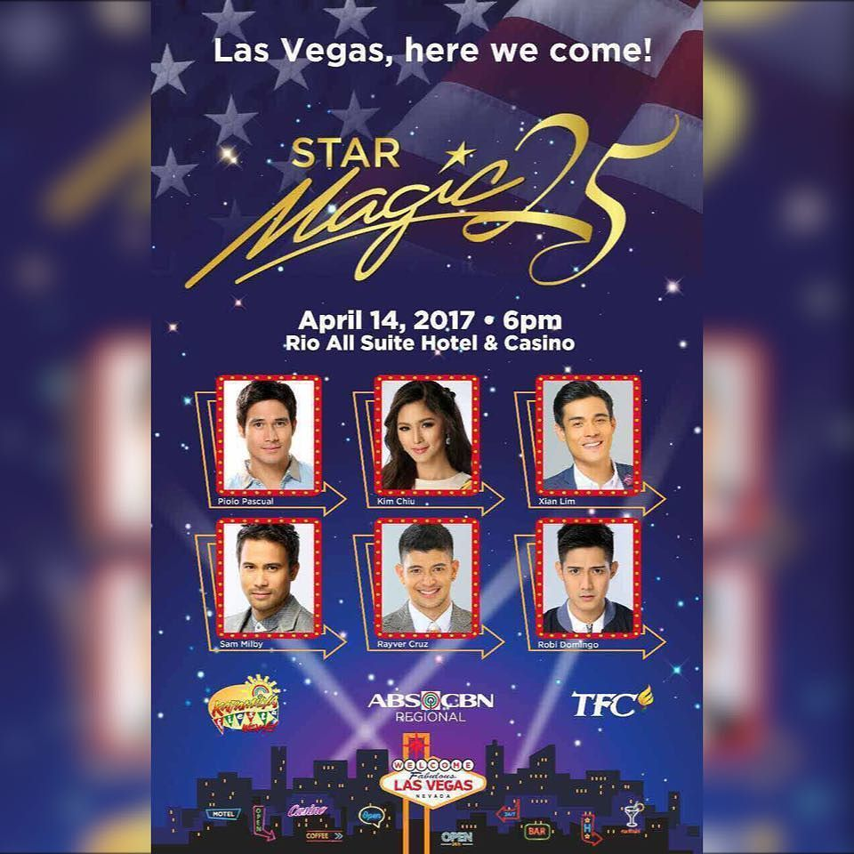 Catch your favorite Star Magic artist live in Rio All Suite Hotel and...