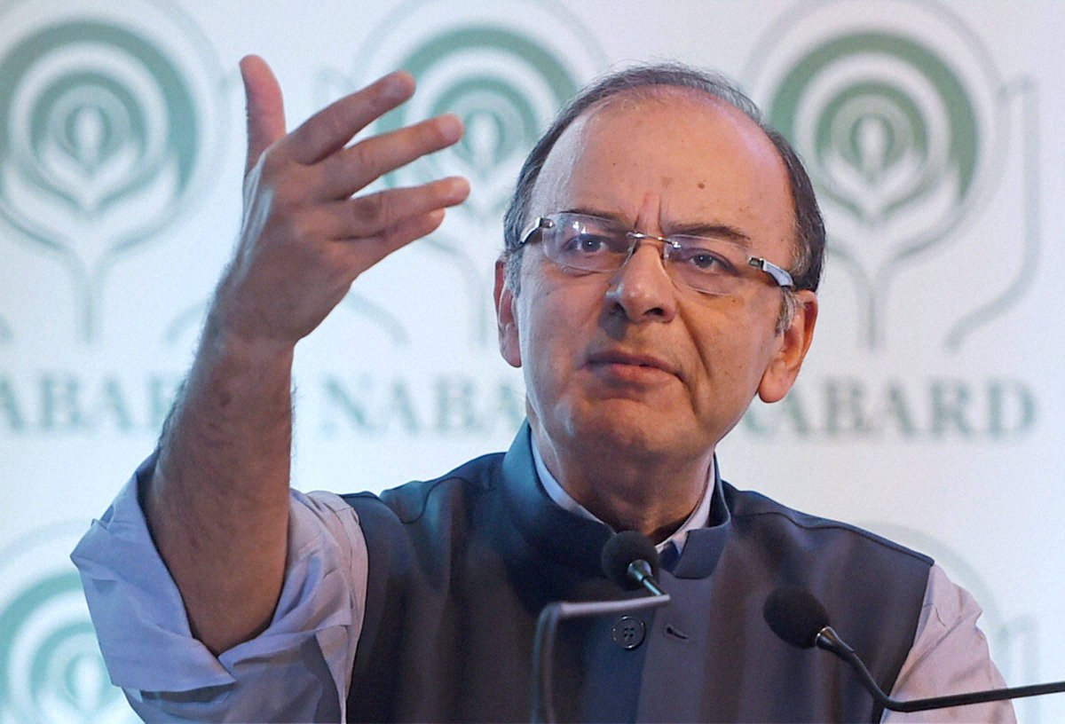 Policy announcement on tackling bad loans in 'couple of days': @arunja...