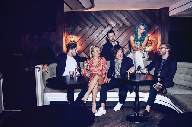 .@wearesheppard have their heads in the clouds in 'Keep Me Crazy' vide...