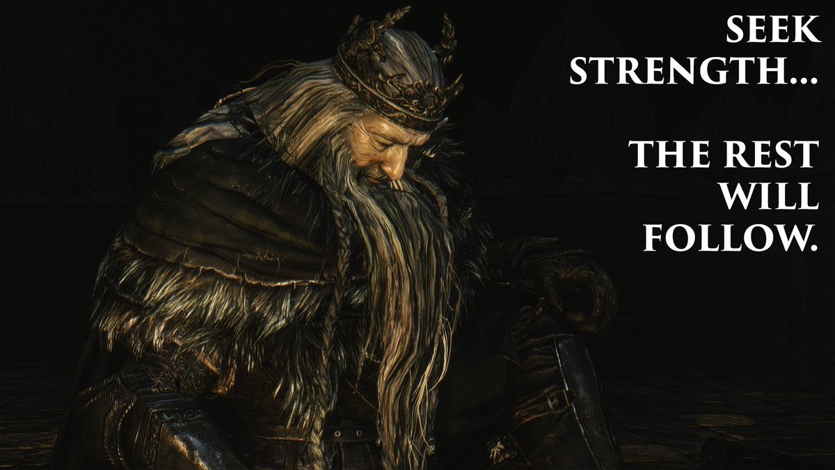 Dark Souls On Twitter We Think Back To This Darksouls2 Quote