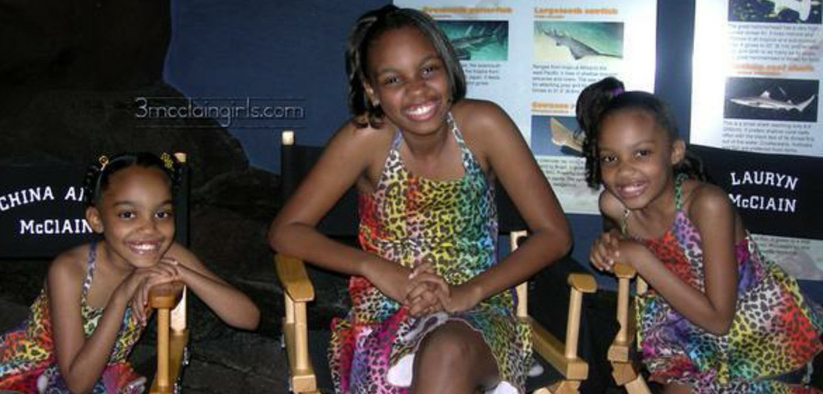 China Anne Mcclain On Twitter Tbt Daddy S Little Girls The Mcclain Sisters Are So Gorgeous Chinamcclain Sierramcclain Laurynmcclain