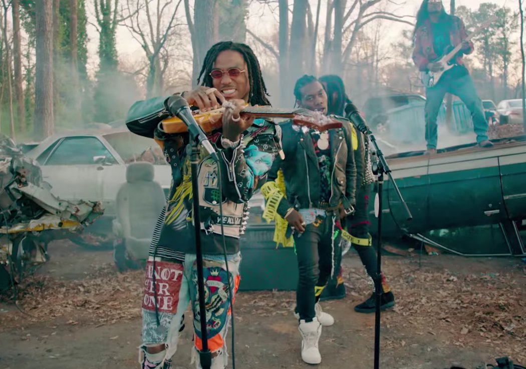 New Video: @Migos 'What The Price' https://t.co/FSsNjHcOh4  https://t....