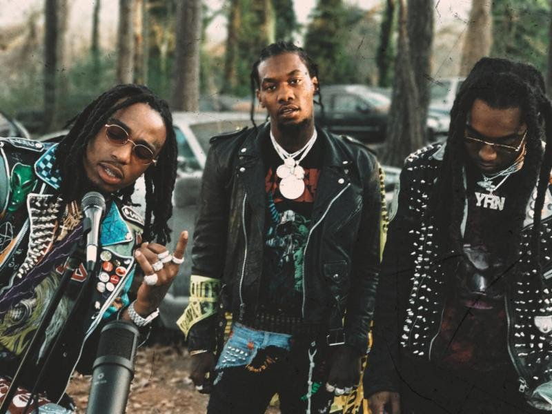 Watch @Migos brand new video for 'What The Price' https://t.co/ysxMLRM...