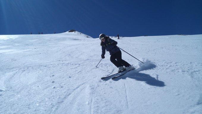 Una buena jornada de esquí de primavera rivaliza con cualquier día powder. Aquí las evidencias de gontxo8  [REPORT]➡️https://t.co/prkkNTp5JA