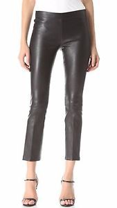 New arrivals @eBay! Hotttt #Vince Cropped #LeatherLeggings Pants Black Size M Retail $1150  Listed for #charity  http:// buff.ly/2nMZYQn  &nbsp;  <br>http://pic.twitter.com/iFUvMqAgl6