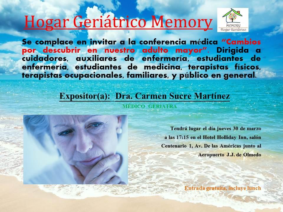 Geriatrico Memory On Twitter Los Esperamos No Pueden Faltar