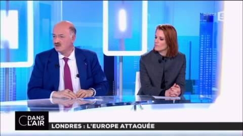 &quot;Aujourd'hui, on a dépassé 16 000 fichés S en France&quot;. Alain Bauer #cdanslair #terrorisme #Daech ! <br>http://pic.twitter.com/xS0hfOVq9C