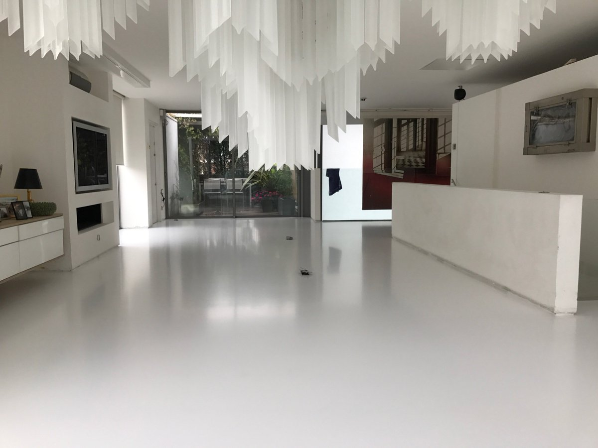 Resin Kitchen Floor Resin Floor Co Resinfloorco Twitter