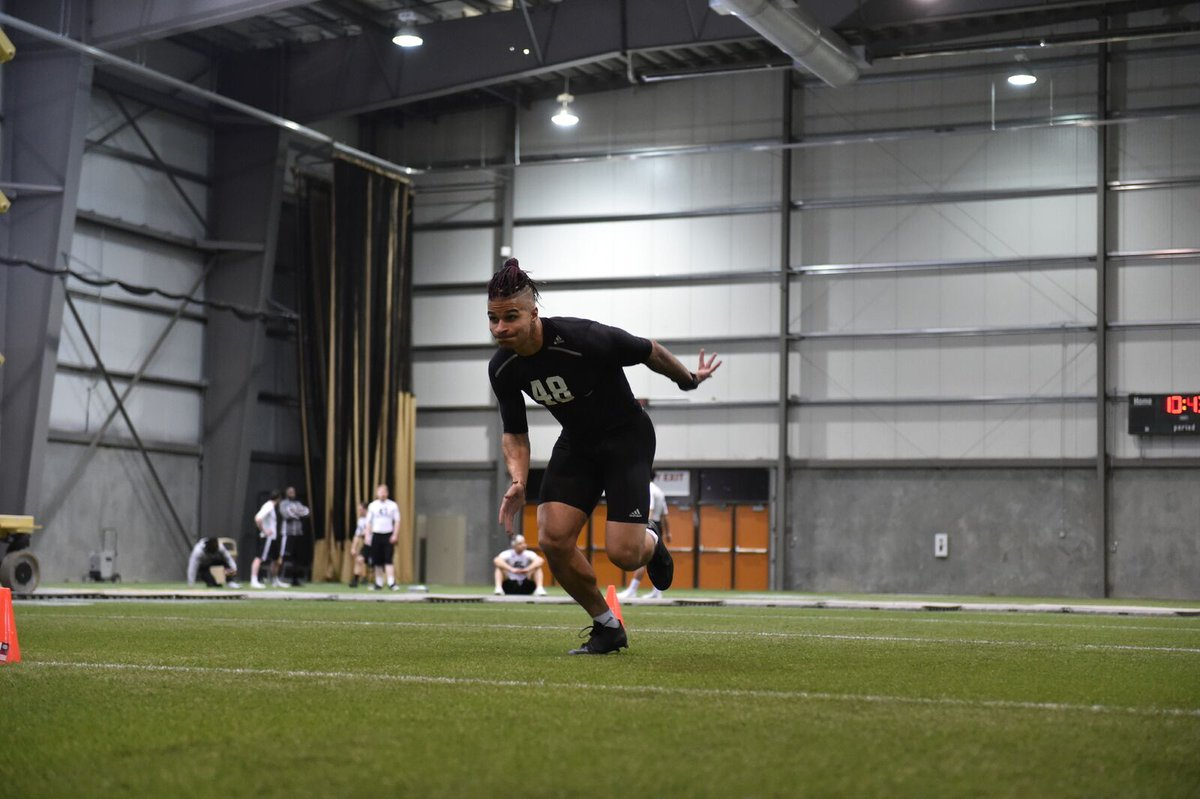 Testing ✅  Full results from Western Regional #CFLCombine. ➡ https://t...