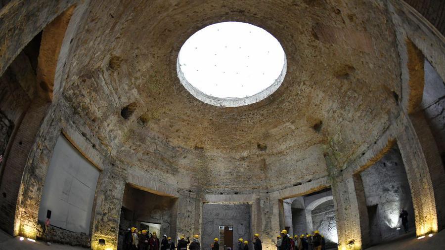 Rome : l&#39;antique demeure de Néron comme si vous y étiez  https:// limportant.fr/infos-tech/7/3 60017 &nbsp; …  #Tech <br>http://pic.twitter.com/RKwlyXf80U