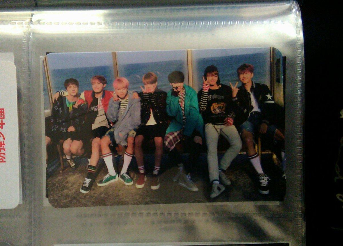 [PHOTOCARD COLLECTION] pt11. #BTS #Jin #Suga #JHope #RapMonster #Jimin #V #Jungkook #방탄소년단 #진 #수가 #제이홉 #랩몬스터 #지민 #뷔 #정국<br>http://pic.twitter.com/QaM4vwNloW