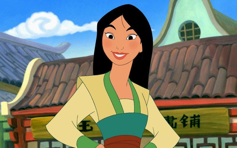 Live-action de Mulan vai ser musical, sim! https://t.co/jjVXKLu6VS htt...