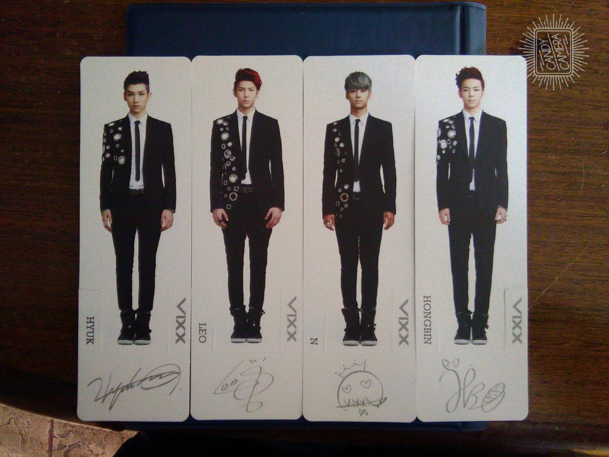 [PHOTOCARD COLLECTION] pt1.  #VIXX #OnandOn #Error #Hades #chainedup #boysrecord #hongbin #hyuk #vixxn #leo #빅스 #혁 #홍빈 #엔 #레오<br>http://pic.twitter.com/o8DWup7tSk