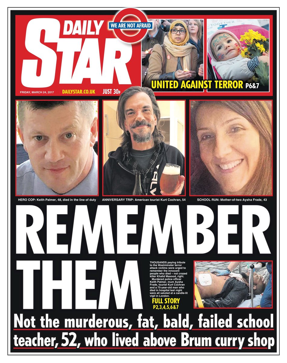 Who'd have thought the Star would have come up with today's best front page? https://t.co/BDeWalNOov