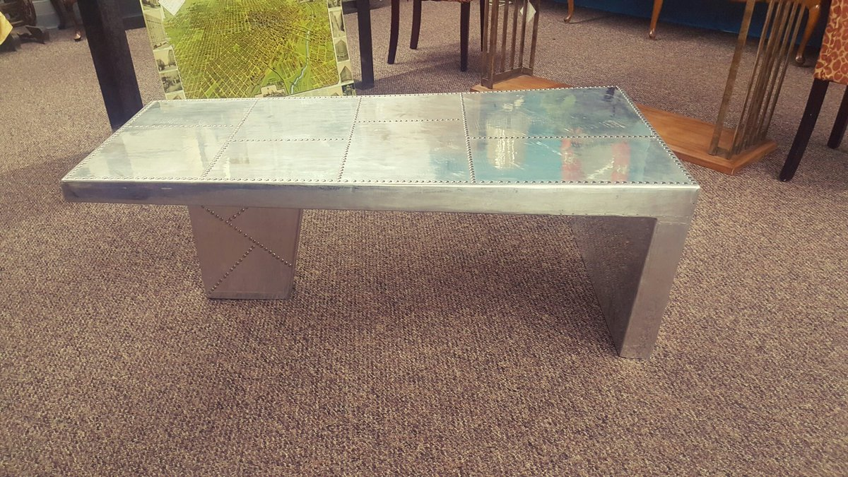 Platte Furniture On Twitter Coffee Table Made From Recycled