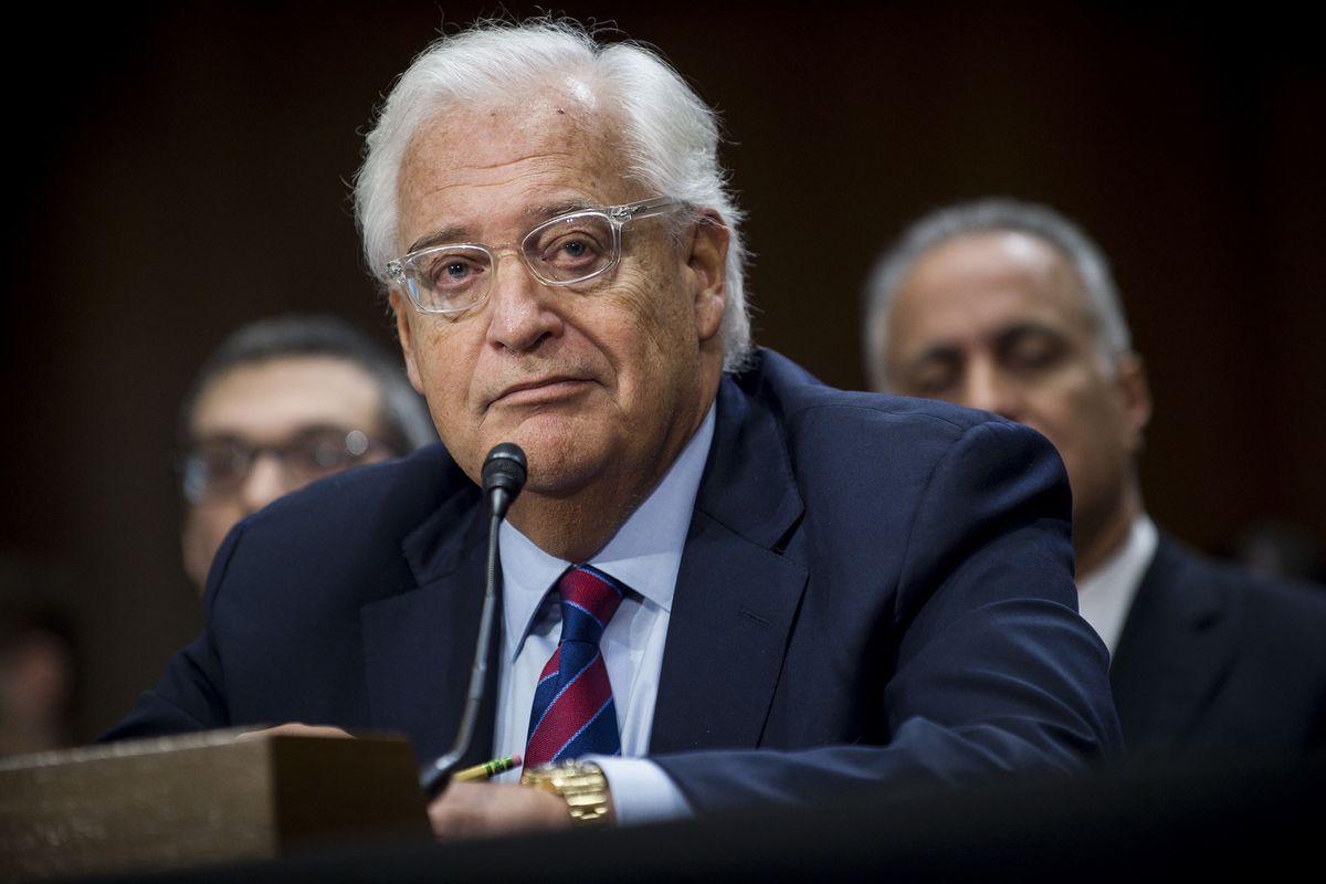 Senate confirms Trump pick Friedman for ambassador to Israel https://t.co/QJtgA5CiwN