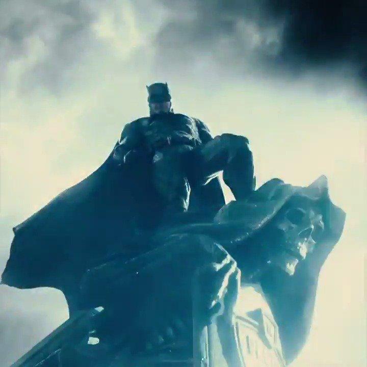 Mais Valentes Unidos. #LigadaJustiça #Batman #ALigaseUnirá