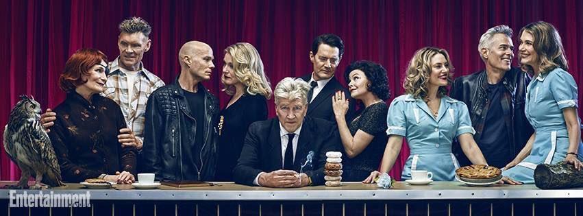 La Última Cena de David Lynch: café, donuts y tarta de manzana para pr...