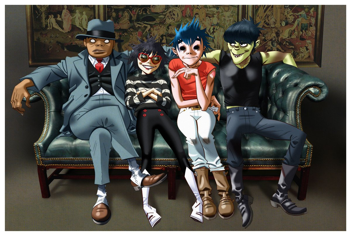 Gorillaz announce new album Humanz, release short film featuring new m...