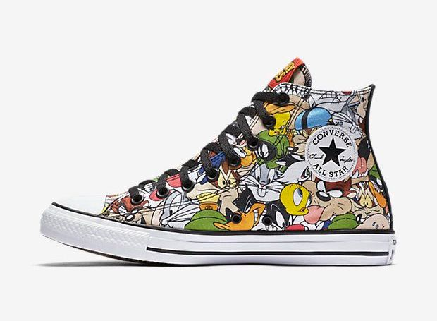 86ff8ecd6425cd The Looney Tunes x Converse Collection is now available via  journeys Link  -  http   bit.ly 2mVtIWj pic.twitter.com bCdW9wc0ZY
