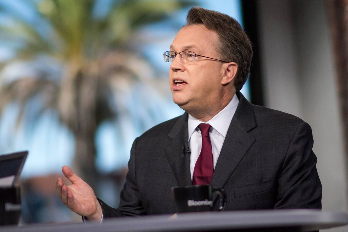 """The Fed's Williams says 3 or """"maybe even more"""" rate hikes make sense this year https://t.co/r7ty5aFk5G"""