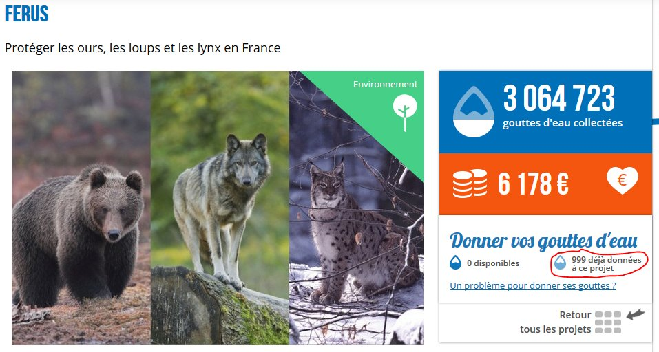 Opte pour le moteur de recherche Lilo et réalise de bonnes actions @OursLoupLynx @gcobayes @uselilo #environment #social #sante #education<br>http://pic.twitter.com/WYPWoBJMg4