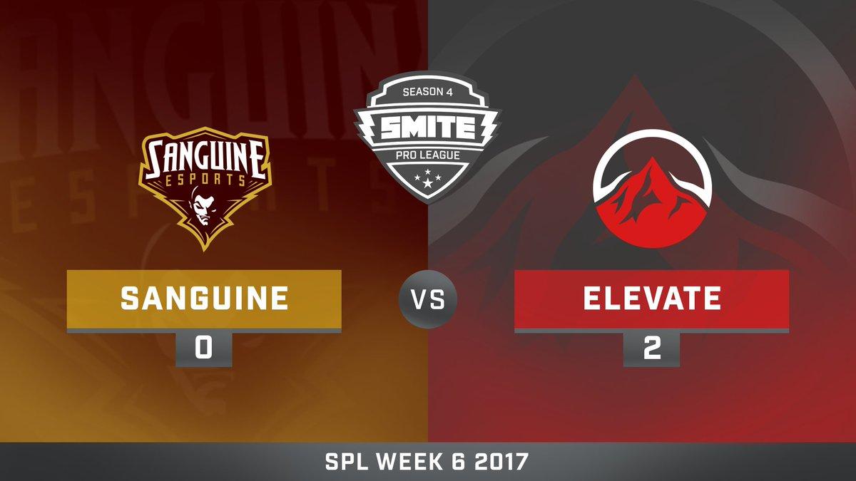 Sanguine vs eLevate