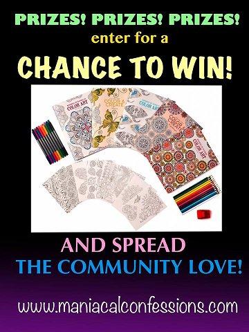 *CONTEST ALERT* #coloring #prize: https://t.co/LWIJkrGdpN #AdultColori...