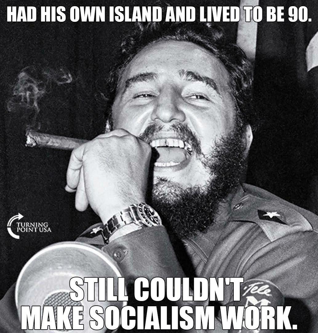 Socialism Has Never Worked! #SocialismSucks