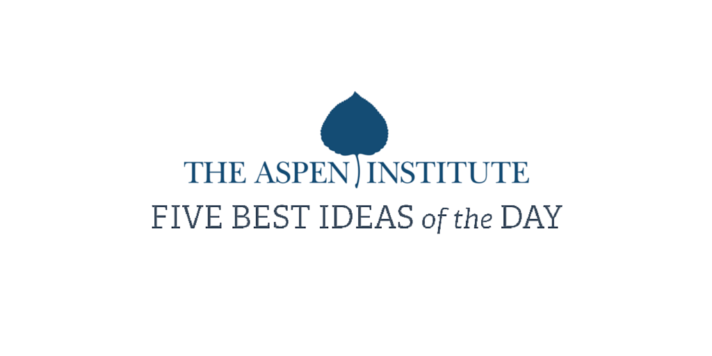 Today's 5 Best Ideas: https://t.co/B74kvsqS9a from @NautilusMag @theweek @voxdotcom @statnews @FastCompany
