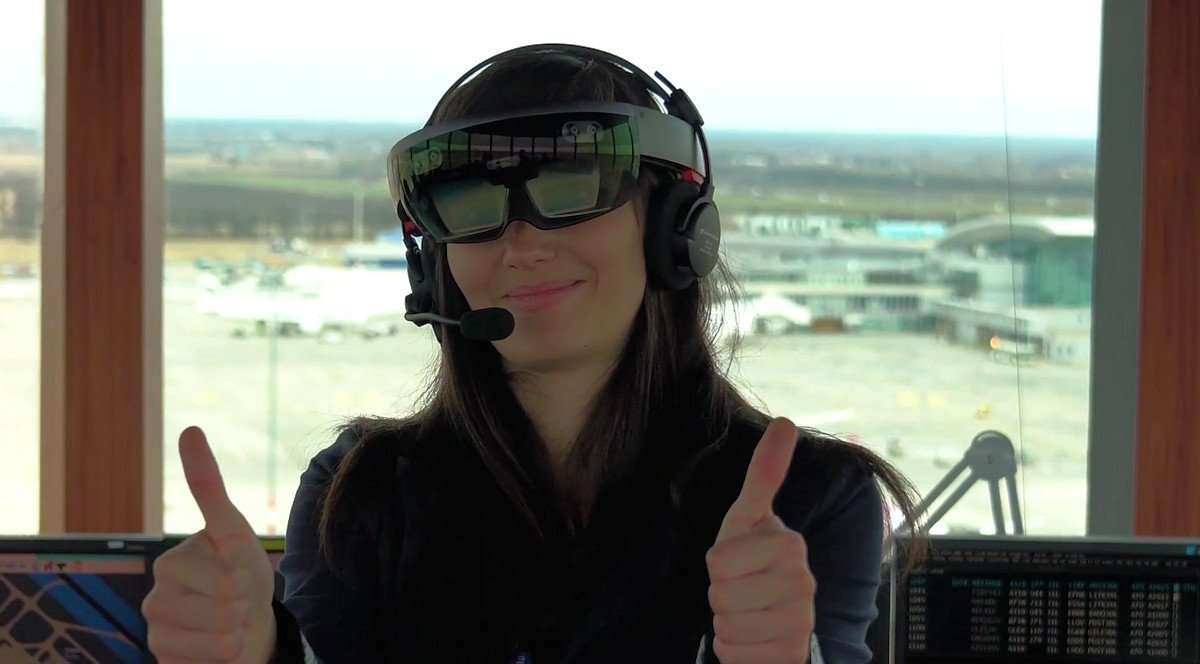 360World brings the Microsoft HoloLens to the Air Traffic Control industry