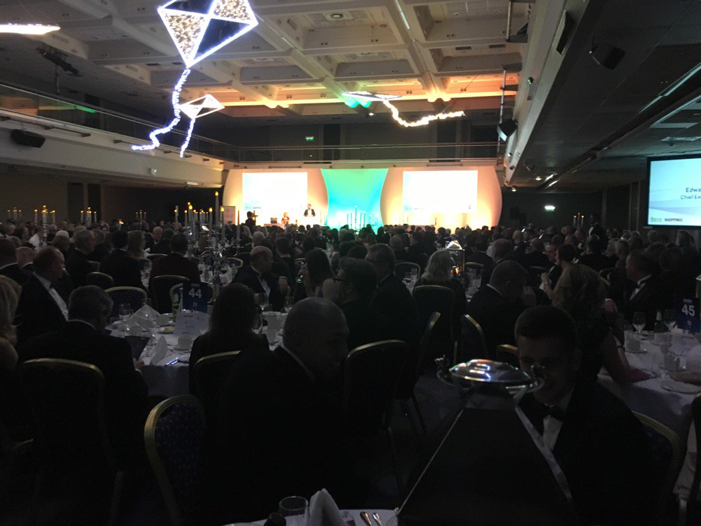 Huge excitement about Revo Customer Experience ACE Awards Brighton