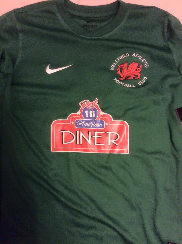 Thanks to kit sponsors Red 10 Diner, Siddell Environmental, Olympic uP...