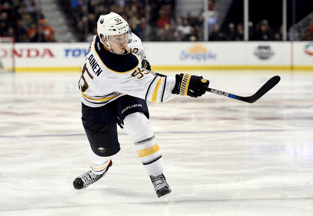 #Sabres defenceman Rasmus Ristolainen has been suspended three games f...
