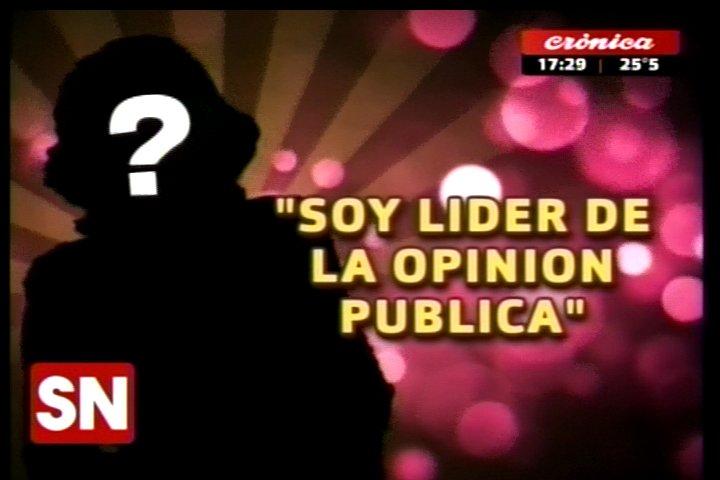 #SiempreNoticias | #QuienDijo  'Soy líder de la opinión pública' https...